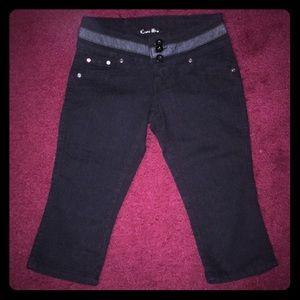 Pants - Capri jeans